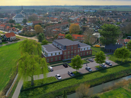 Villa Zorgvliet Begane Grond